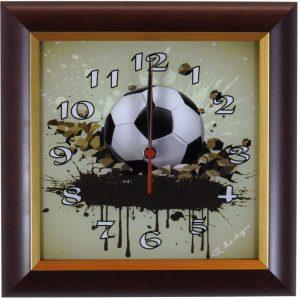 OTROŠKA stenska ura – Nogomet