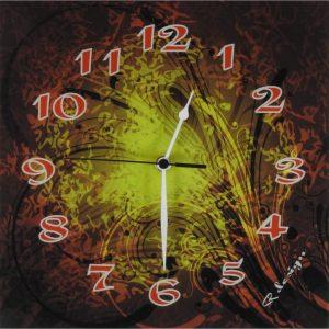 Unikatna stenska ura – Vitice