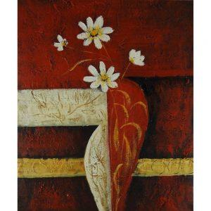 Slika na platnu – Rože
