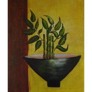 Slika na platnu – Bambus