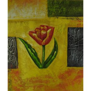 Slika na platnu – Roža 2