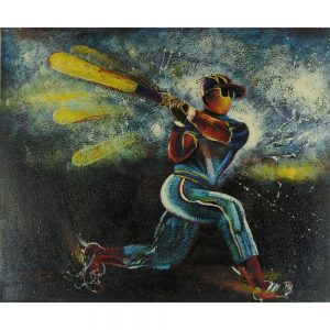 Slika na platnu – Baseball
